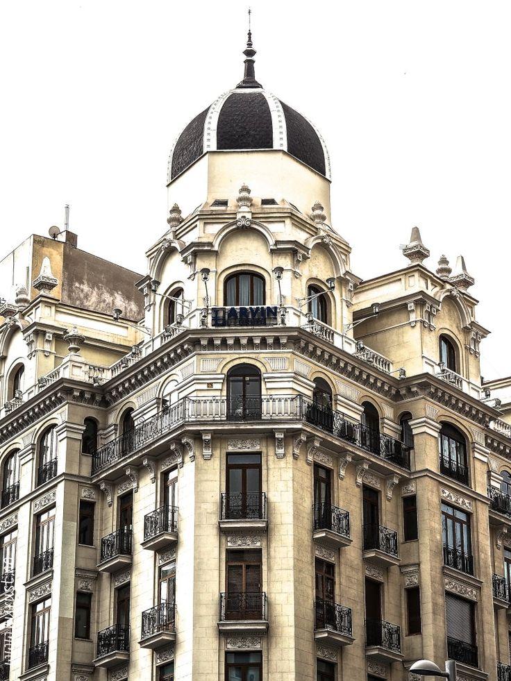 www.byrust.no/blogg Gran Via / Madrid