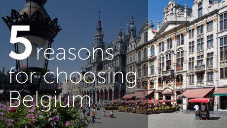 За образование в Бельгии отвечают французское, фламандское и немецкое сообщества. Обучение обязательное и бесплатное для всех.