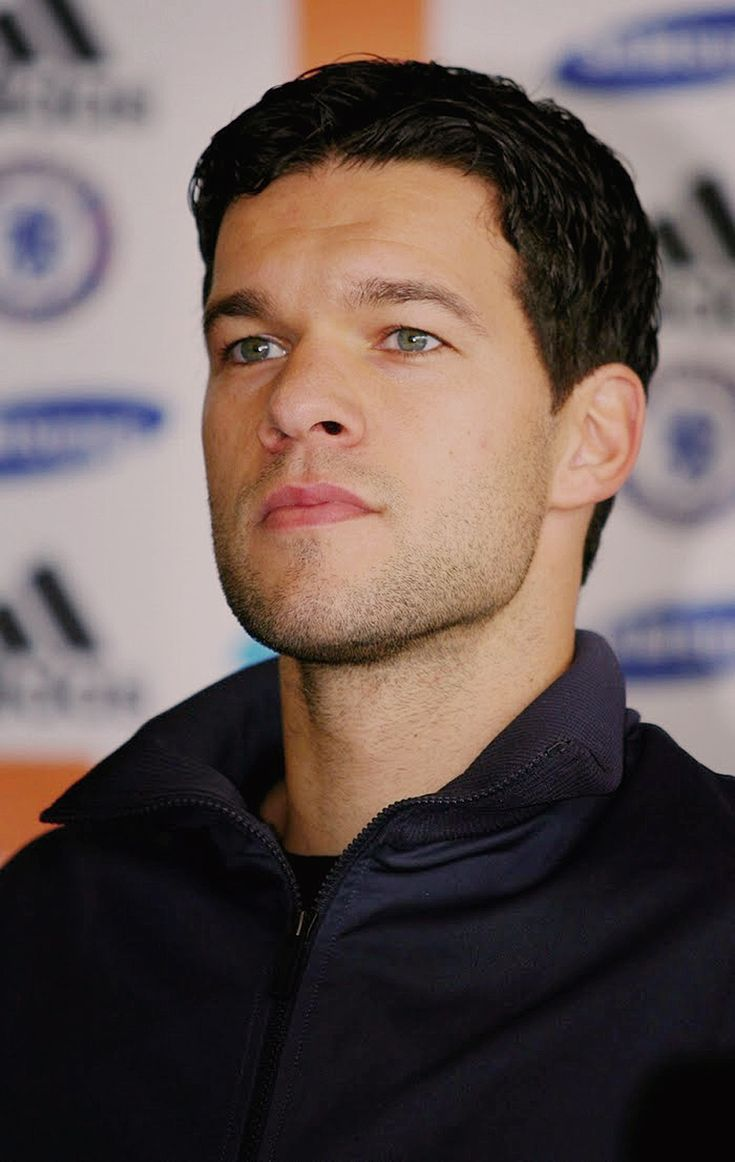 Michael Ballack - I miss seeing him on the field