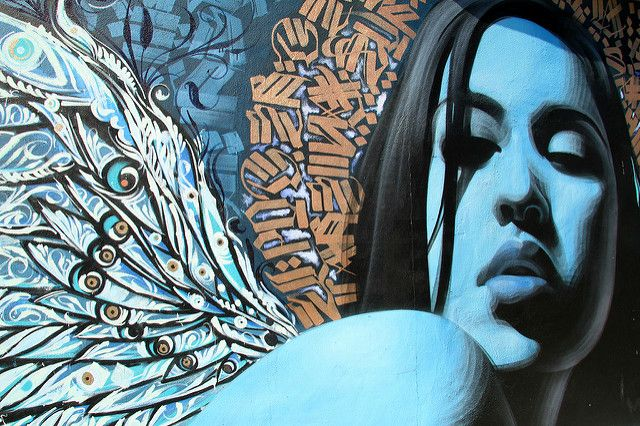 east la graffiti mural - Google Search