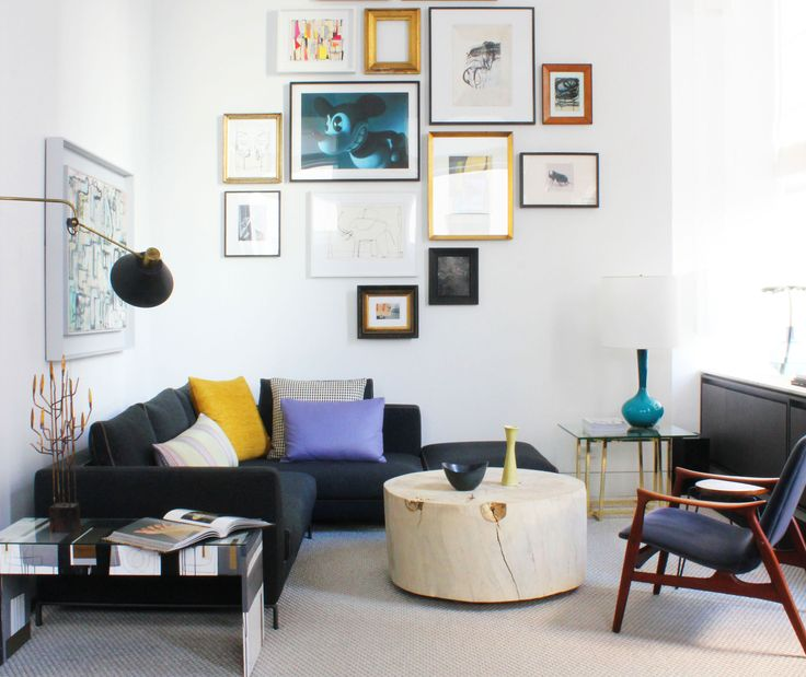 12 gorgeous gallery walls from our readers