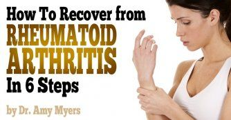 A Functional Medicine Doctor Tells You How To Recover from Rheumatoid Arthritis In 6 Steps