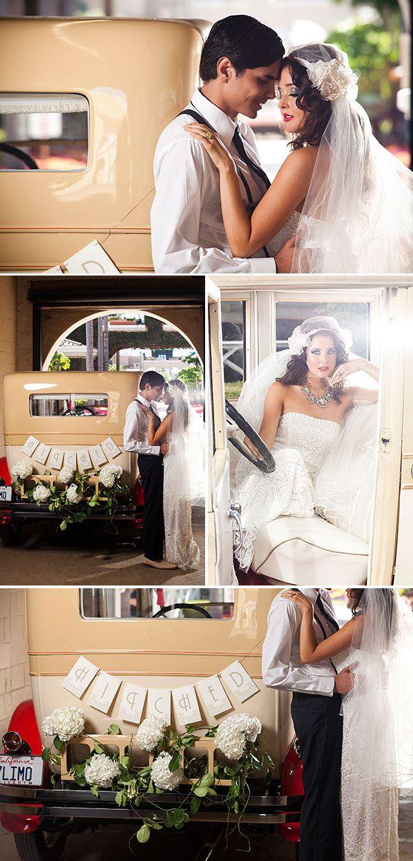 Gatsby Wedding - Great Gatsby Wedding | Wedding Planning, Ideas & Etiquette | Bridal Guide Magazine