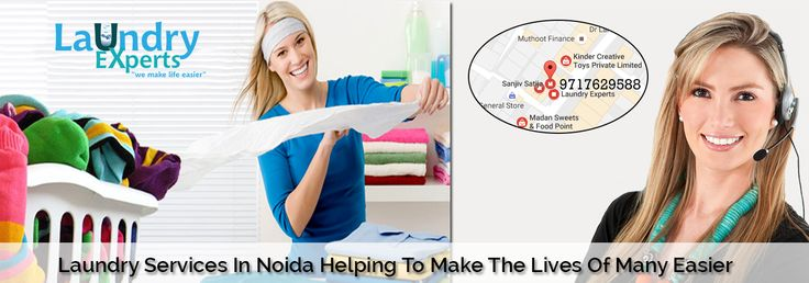 Laundry Services in Noida Helping To Make The Lives Of Many Easier