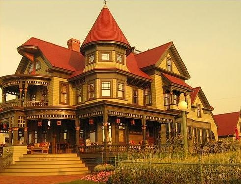 Victorian: Beautiful House, Victorian House, Hiding Places, Dreams Home, Amazing Victorian, Victorian Styl House, Dreams House, Pretty Victorian, Beautiful Victorian