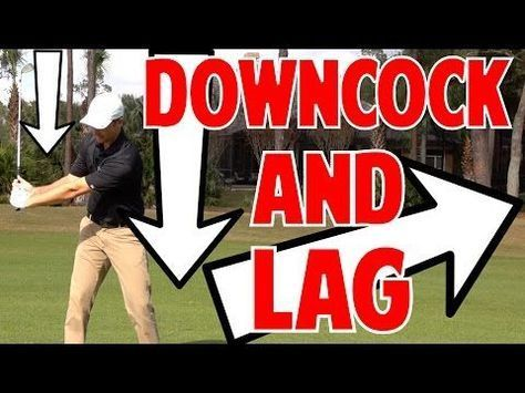 NEW GOLF LAG DRILL TO CRUSH YOUR IRONS   SSS - YouTube