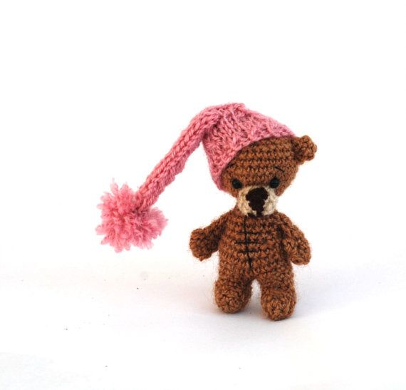 Hey, I found this really awesome Etsy listing at https://www.etsy.com/listing/217279425/little-tatted-teddy-bear-miniature-bear