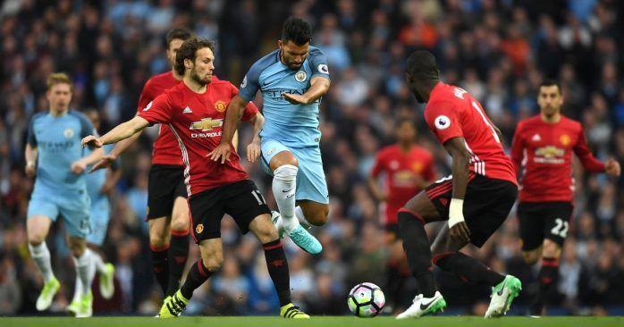 Manchester United vs Manchester City en vivo 10/12/2017 - Ver partido Manchester United vs Manchester City en vivo online 10 de diciembre del 2017 por Premier League Inglaterra. Resultados horarios canales.