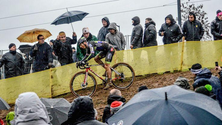 Francis Mourey est devenu champion de France de cyclo-cross
