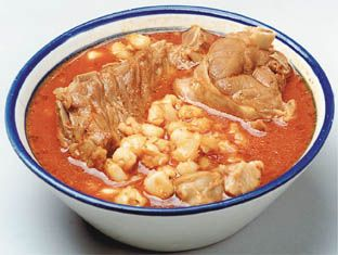 Pozole recipe from a rich Sonora, México style ==>Receta de un rico Pozole estilo Sonora, México.