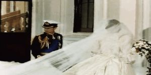 """rememberdiana: """"""""[The dress] had to be something that was going to go down in history, but also something that Diana loved."""" ~David Emanuel """""""
