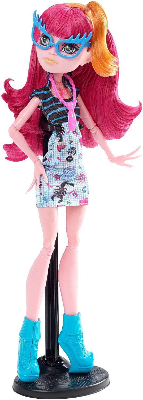Monster High Geek Shriek Gigi Grant Doll