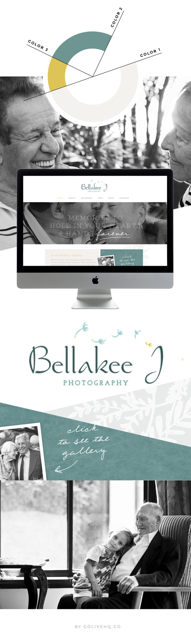 BELLAKEE J PHOTOGRAPHY IS LIVE — GO LIVE HQ