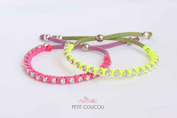Petit bracelet strass