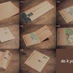 CD Hülle aus Papier falten