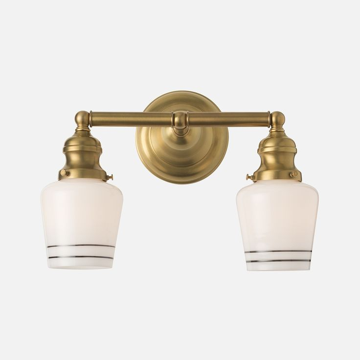 Montclair Wall Sconce Light Fixture | Schoolhouse Electric & Supply Co.  @minted @schoolhouseelec #mydreamwall