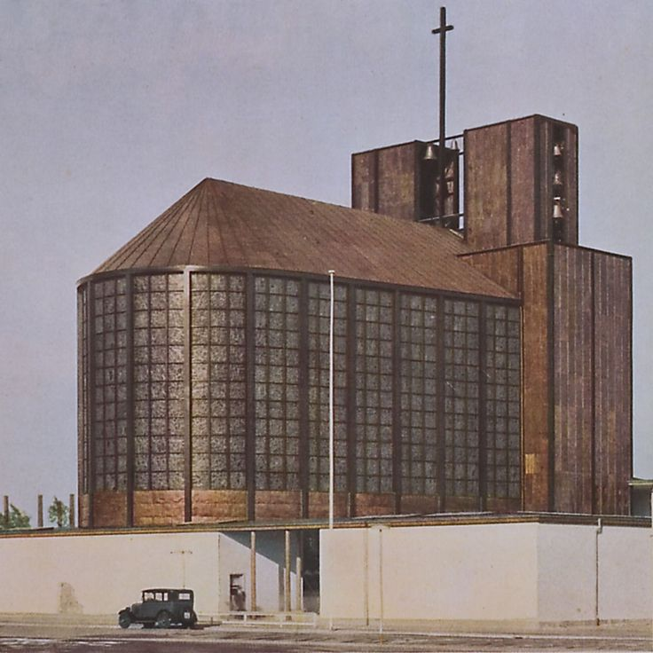 Otto Bartning, Stahlkirche Köln