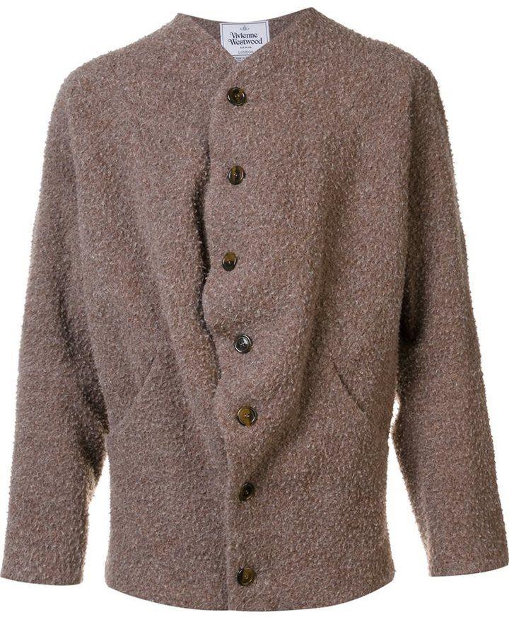 Vivienne Westwood Man buttoned cardigan