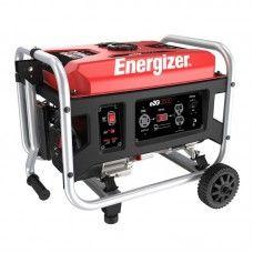 Energizer 3,500-Watt Gasoline Portable Power Generator