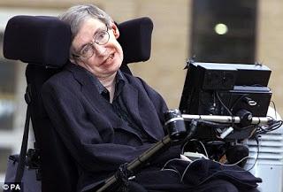 The Brilliant, Stephen Hawking