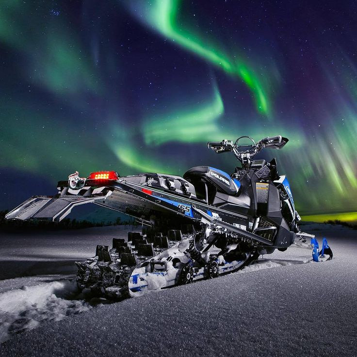Remote Starter for #Polaris #Snowmobile