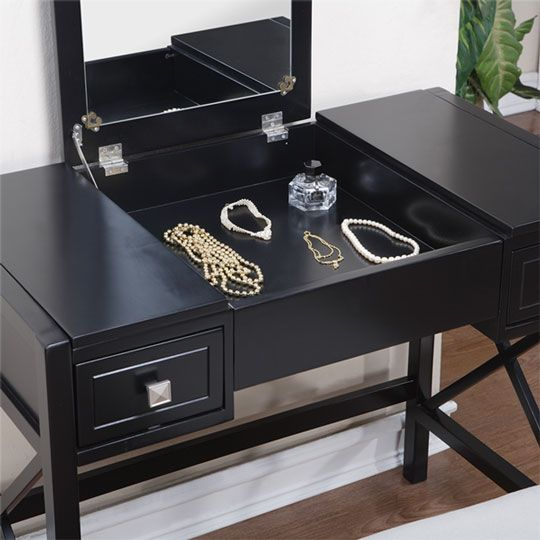 black vanity table best 25 black vanity table ideas on makeup 28562