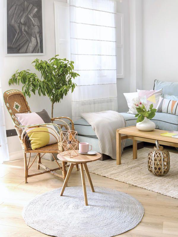 Apartamento moderno e vintage apartamentos modernos for Casa moderna vintage