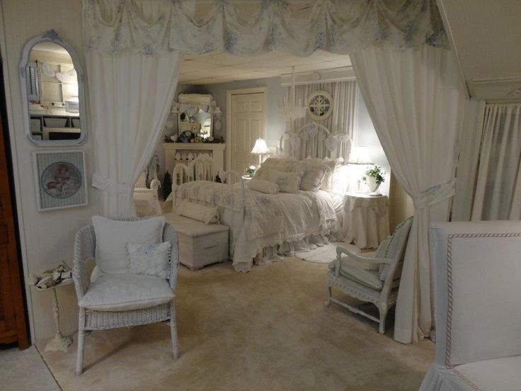 the 25+ best stanza da letto shabby chic ideas on pinterest - Letto Country Chic