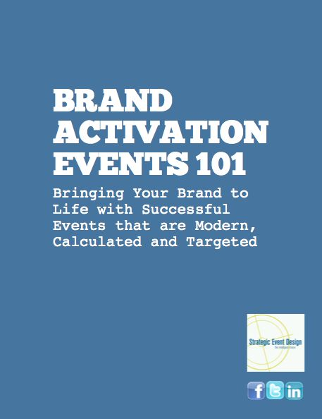 Brand Activations 101: How to Plan a Brand Event