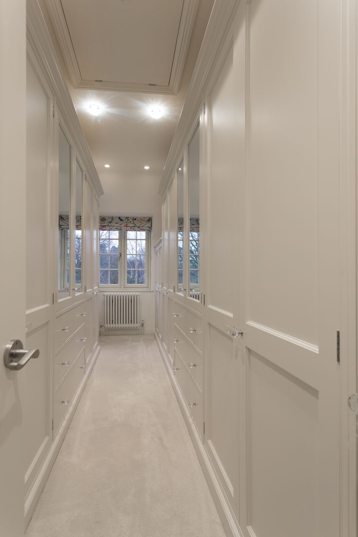Bespoke cabinetry is perfect for non-standard spaces.