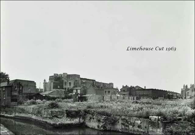 Limehouse Cut