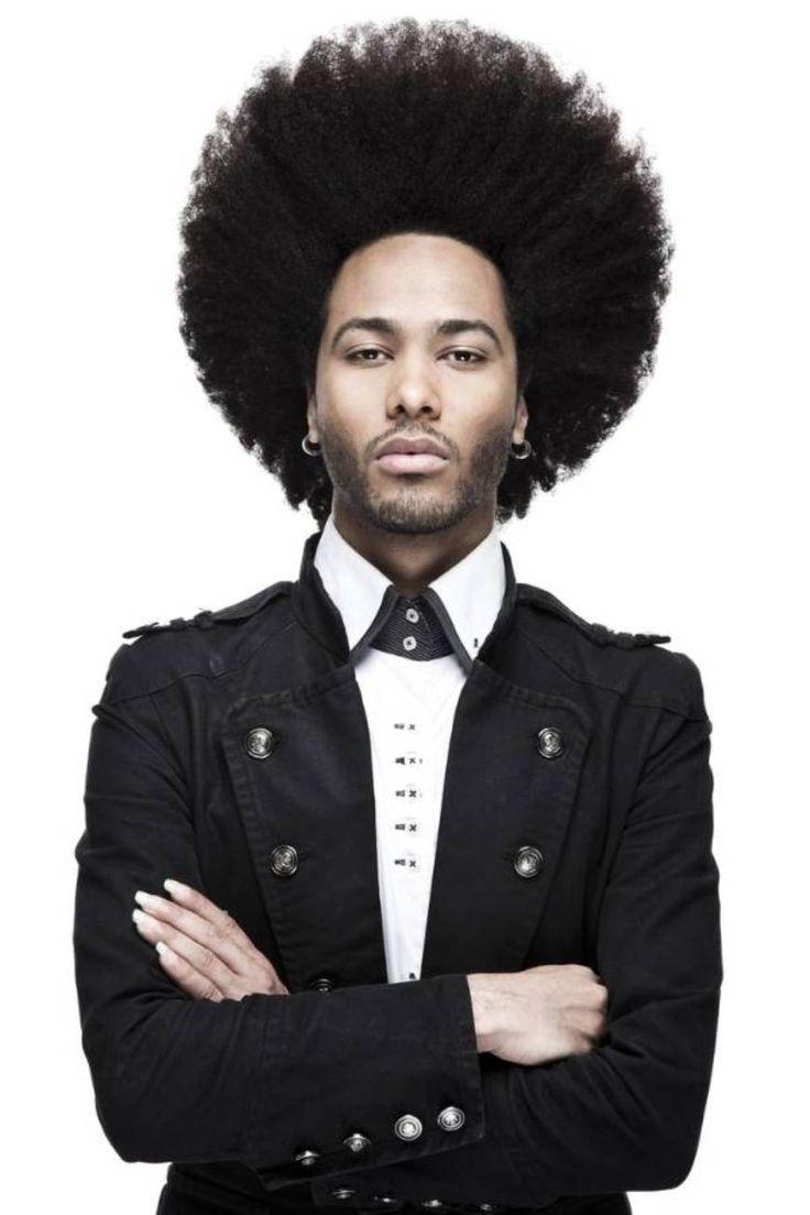 Astonishing 1000 Images About The King39S Hair On Pinterest Short Hairstyles For Black Women Fulllsitofus