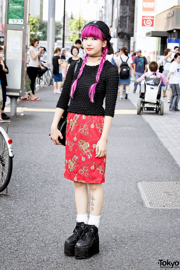Tokyo Fashion/impressive and I think not too much money to replicate look.