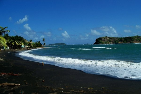 1000 images about honeymoon grenada on pinterest all for Black sand beach caribbean