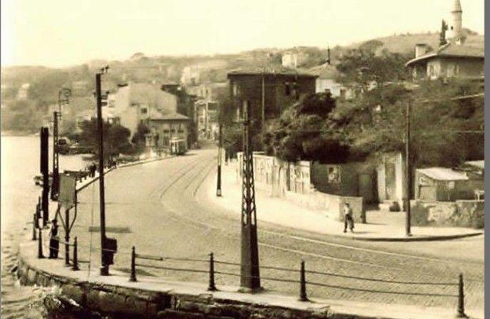 Old Istanbul Tour with photosArnavutkoy discharge burnu- 1940  
