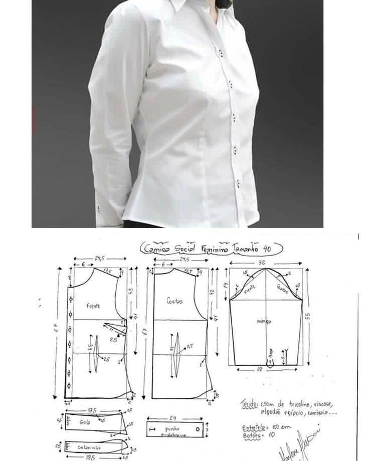 минус выкройка прямой блузы фото проекта семейный