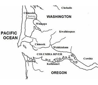 The Cowlitz Tribe  Summary and Definition: The Cowlitz tribe were amongst the Native American Indians who changed the shape of their heads to a flat, elongated shape and nicknamed 'Flatheads' by the Europeans. The Salish speaking Cowlitz tribe were part of the Chinook nation and were amongst the Native Indians encountered by the Lewis and Clark expedition in 1805, who referred to them as Skillutes. The Cowlitz were fishers who lived along the Columbia River.