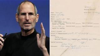 Steve Jobs: Apple founder's 1973 job application going on sale Latest News #SteveJobs