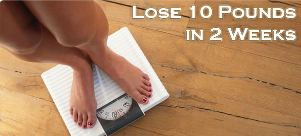 Tips To Lose 10 Pounds In 2 Weeks - Health