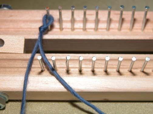 Authentic Knitting Board Patterns : Free Knitting Board Patterns Authentic Knitting board - Adjustable Knitting...