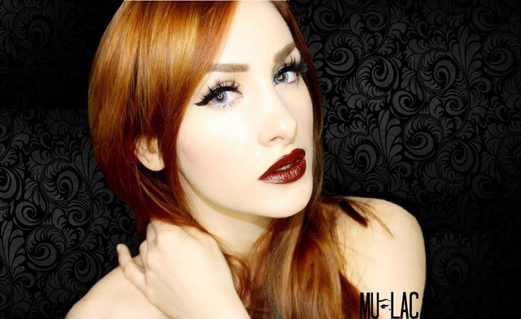 Kris Makeup Special Effects: Mulac Cosmetics: collezione make up by LaCindina