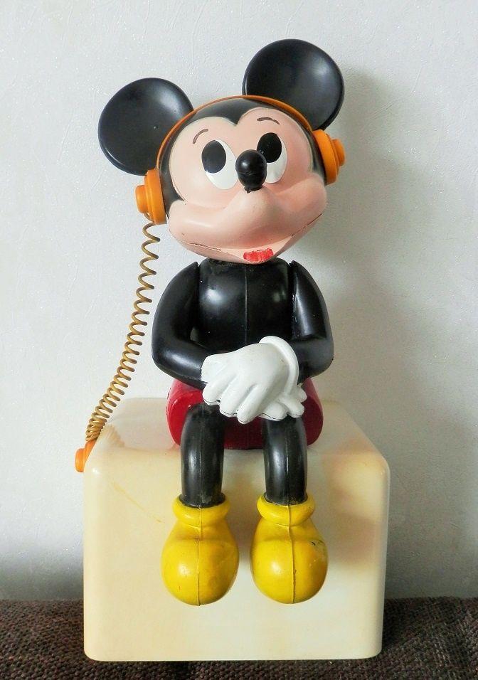 Vintage d vidoir distributeur de papier toilette mickey mouse en plastique marque wdp plastok - Devidoir de papier toilette ...