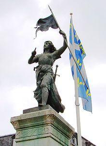 Jeanne d'Arc ,Compiègne