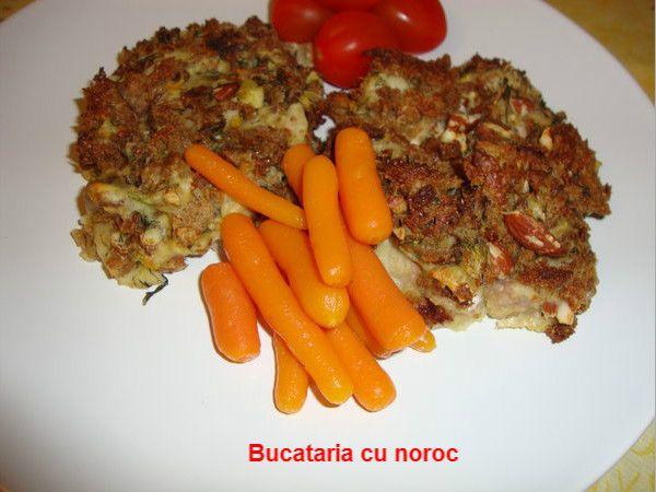 Friptura in crusrta crocanta - Bucataria cu noroc