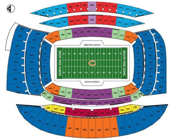 #tickets Minnesota Vikings vs. Chicago Bears Football Tickets please retweet