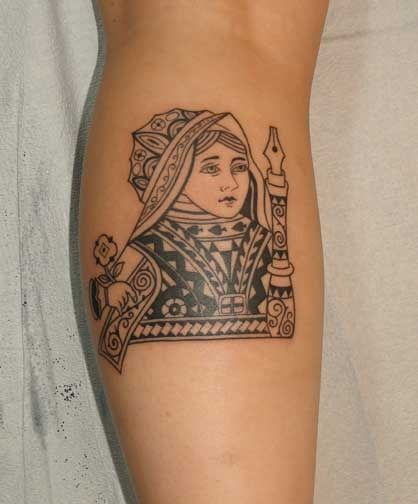Annie Lloyd Three Kings Tattoo NYC | Tattoos | Pinterest