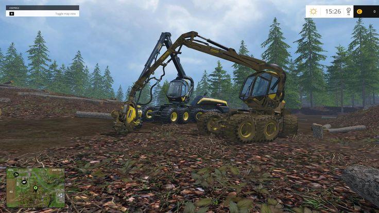 Tocmai am descoperit că există un simulator pentru ferme și păduri. Te învață cum să ai o fermă funcțională și cum să exploatezi pădurile. Pentru cei interesați, s-ar putea să aducă niște răspunsuri la întrebările voastre. Prezintă chiar și ultimele echipamente și mașini disponibile pentru agricultură și pentru exploatarea pădurilor.