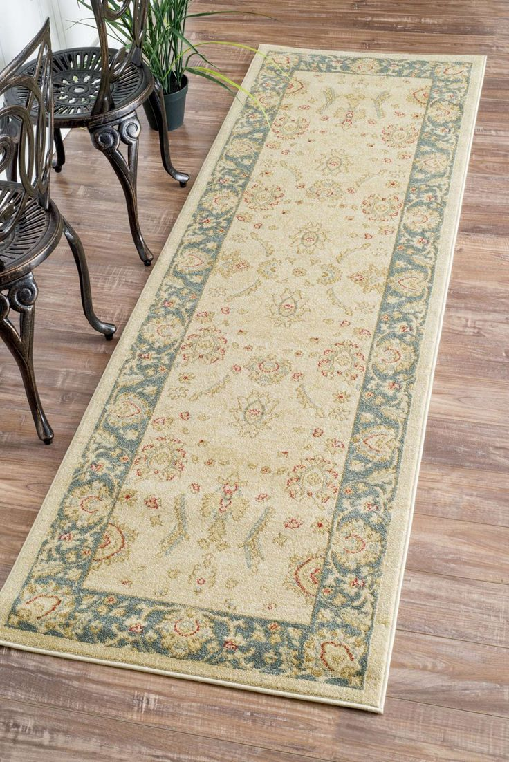 Compliment A Variety Of Décor Styles When You Bring In This Persian Styled  Rug To Your
