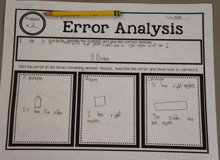 error analysis and efl classroom teaching Wide range of terms related to error treatment it might make difficult for teachers  and researchers to find information about error analysis when they search in.