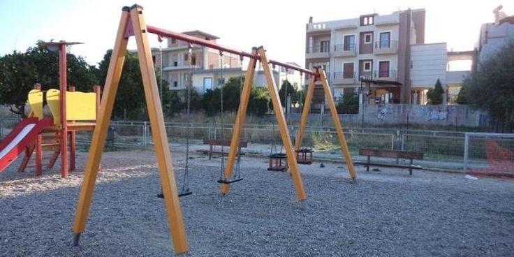 Πάτρα: Αλλάζουν όψη οι παιδικές χαρές - Τι λέει ο Δήμος - Δείτε φωτο